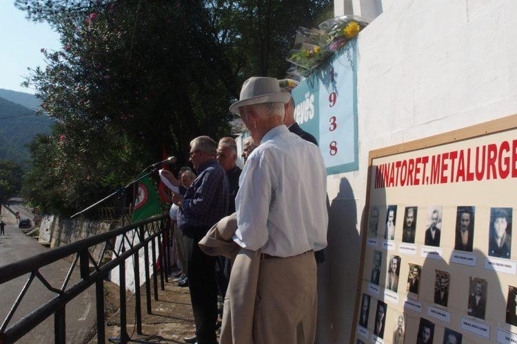 8 Gusht 2018, 80 – vjetori i greves se Rubikut